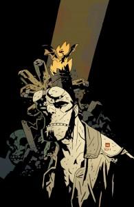 Hellboy The Fury 3 Mike Mignola