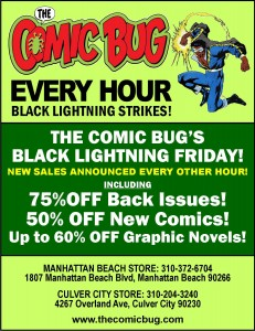 Black Friday Sales 2014 Bleeding Cool
